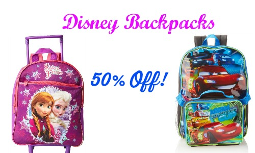 disney backpacks
