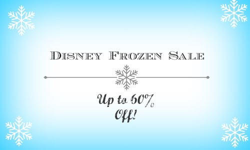 disney frozen sale