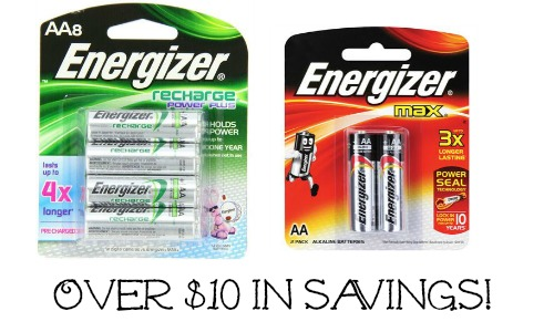 energizer savings