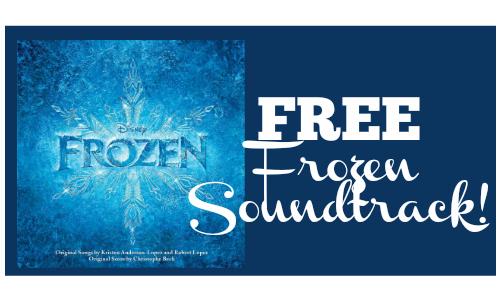free frozen sound track