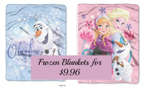 frozen blankets