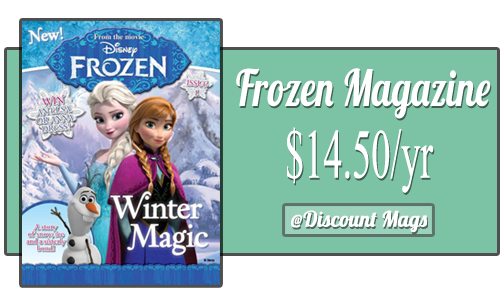 frozen magazine 1450