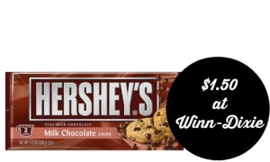hershey's baking chips coupon