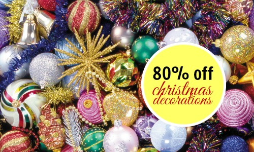 Hobby Lobby: 80% Off Christmas Decor :: Southern Savers