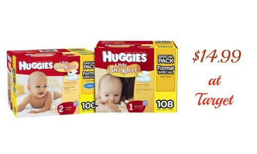huggies coupon target