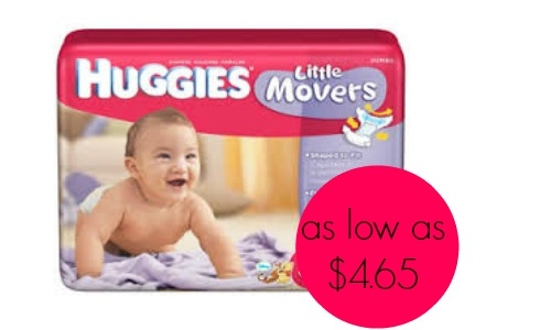 huggies coupons cvs