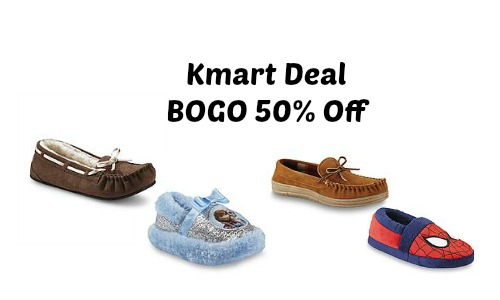 kmart deal shoes