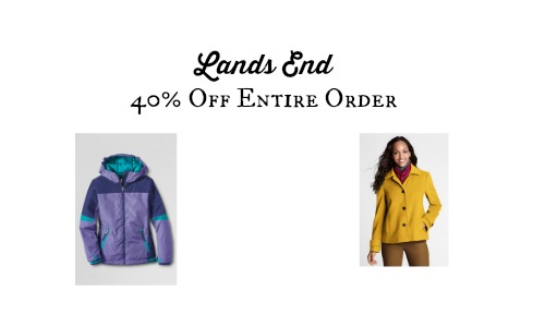 lands' end coupon code