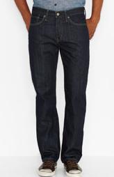levi straight fir jeans