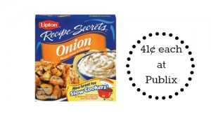 lipton coupons recipe secrets