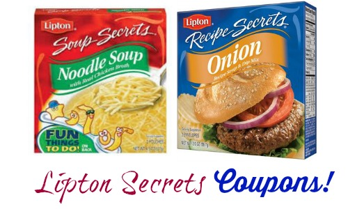 lipton secrets
