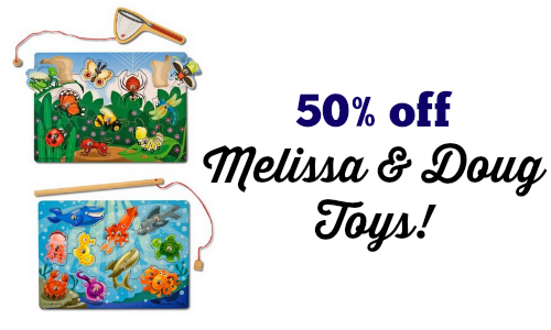 melissa and doug toys