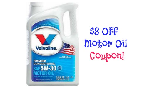 high value 8 2 valvoline coupon southern savers