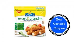 new gorton's coupon