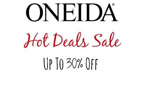 oneida sale