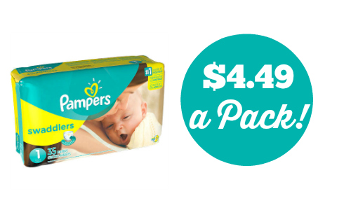 pampers deal