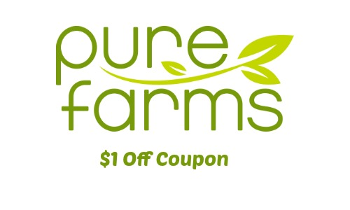 pure farms coupon