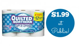quilted northern bath tissue deal