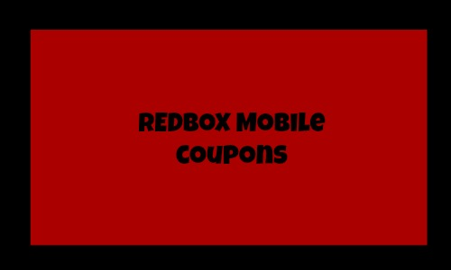 redbox mobile coupons