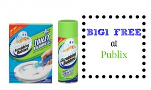 scrubbing bubbles coupon publix