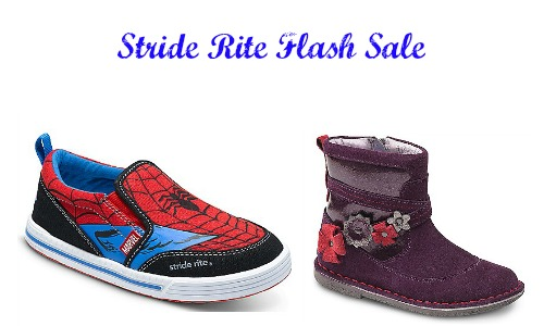 stride rite flash sale