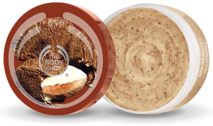 the body shop brazil nut scrub