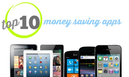 top 10 money saving apps