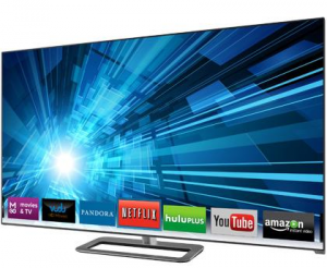vizio smart led tv 55 in