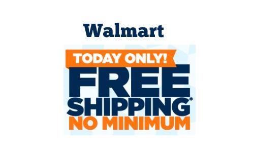 walmart free shipping