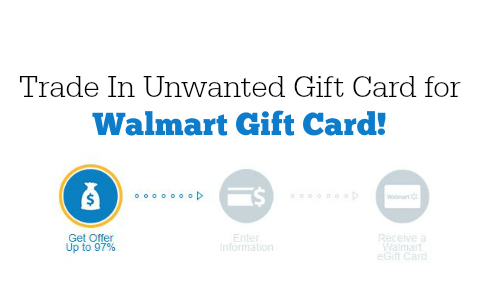 Trade In Unwanted Gift Cards for Walmart Gift Card :: Southern Savers