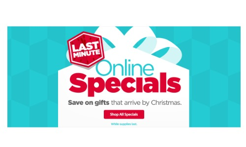 walmart last minute online specials