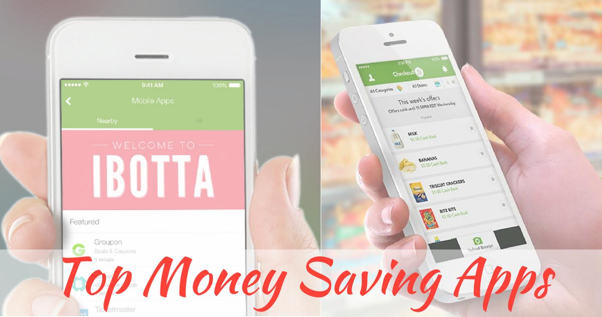 Top 10 Coupon & Money Saving Apps