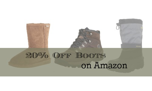 amazon coupon code boots