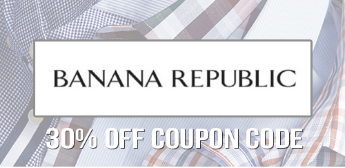 banana republic coupon code2