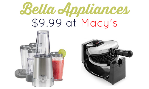 bella appliances