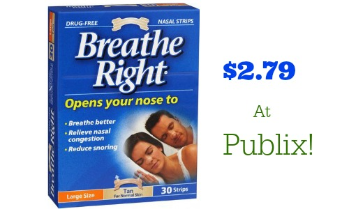 publix deal   2 79 breathe right nasal strips    southern