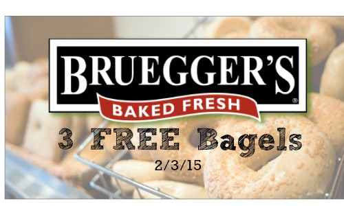 bruegger's bagels more dining deals