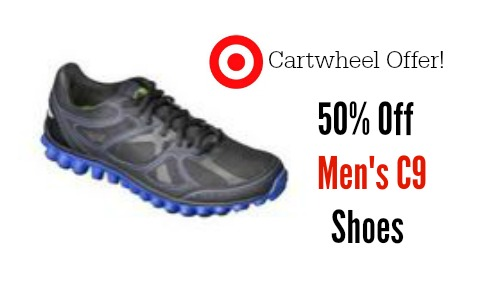 76844f153 Target Cartwheel Deal  50% Off C9 by Champion Men s Shoes ...