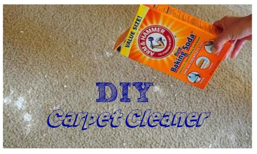 carpet cleaner natural