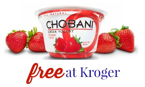chobani freebie