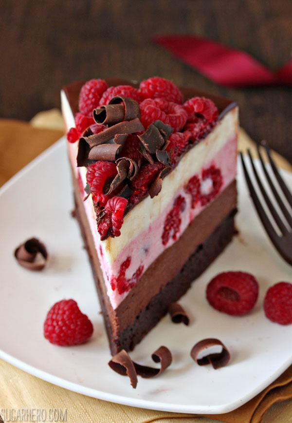 chocolate-raspberry-mousse-cake-5