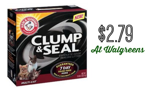 clump and seal