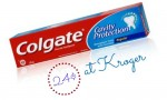 Kroger Deal: FREE Toothbrushes + 24¢ Colgate Toothpaste