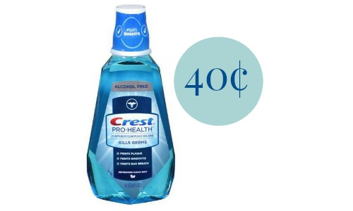 crest pro health mouthwash coupons