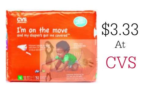 cvs diaper