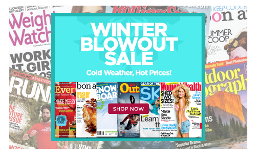 discountmags winter sale