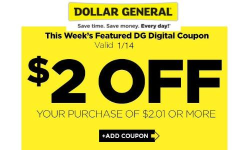 Dollar general mobile coupons