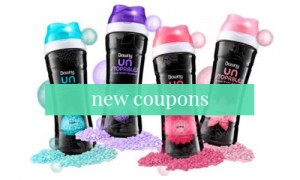downy unstopables coupon