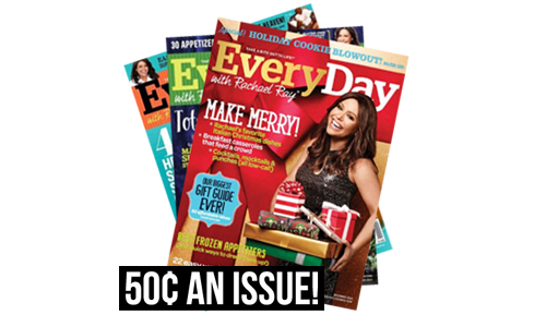 every day with rachael ray 50 an issue