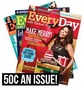 rachael ray every day magazine deal